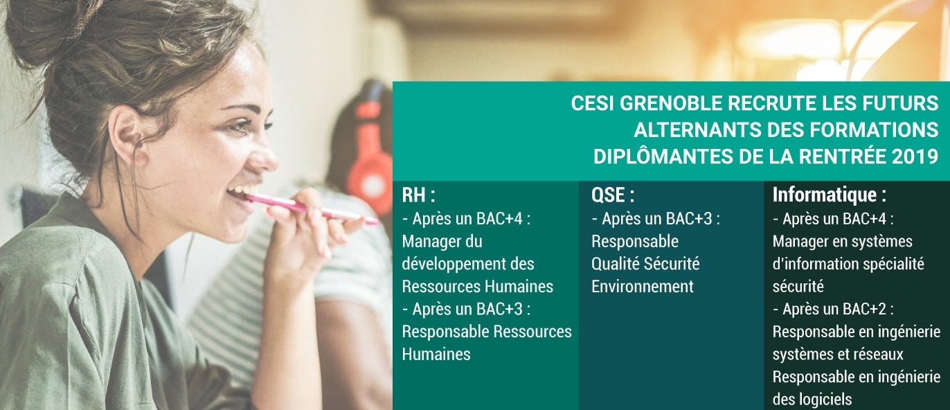 Grenoble formation en alternance