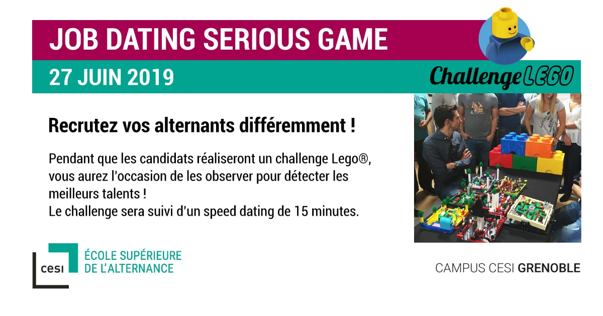 job-dating-cesi-grenoble